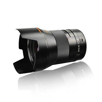 KERLEE 35mm f/1.2 Wide Angle Lens for Nikon F mount camera D5 Df D500 D810 D7200