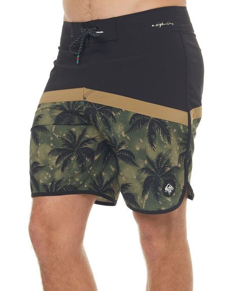 BLACK MENS CLOTHING QUIKSILVER BOARDSHORTS - EQYBS03823KVJ6 Swim Shorts 936473d6214