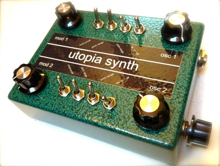 Skychord Electronics Utopia Synth - Boutique Pedal NYC