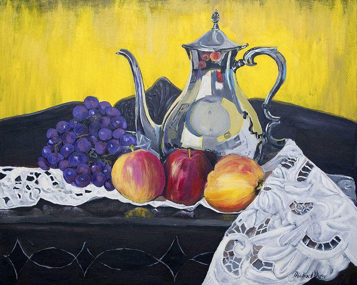 Reflection Acrylic Paintings