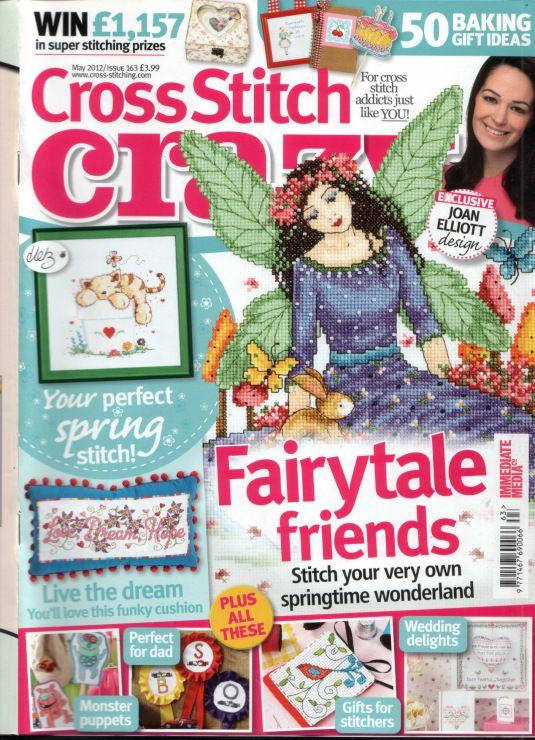 Cross Stitch Crazy - fairytale friends