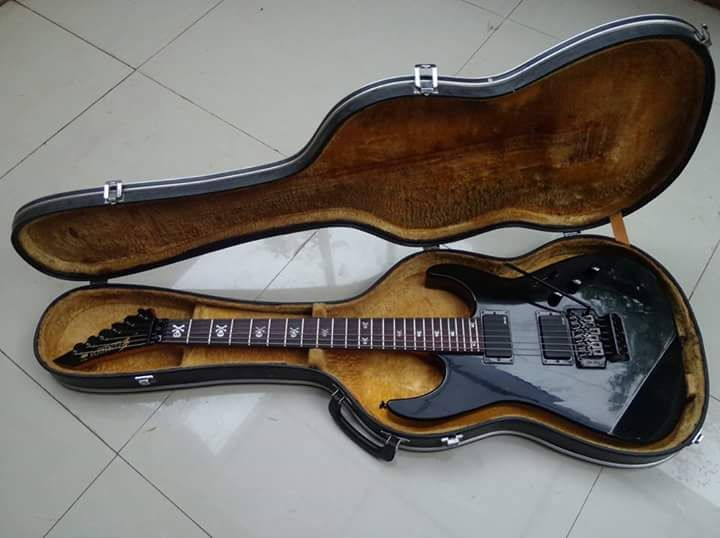 Guitar Edwards KH2 by ESP Japan 92 - DEPOK