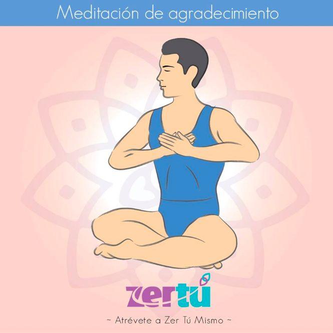MEDITACIÓN DE AGRADECIMIENTO Para ver todas las indicaciones por favor da click en la imagen y entra a nuestra página de Facebook @zertumx #NessZertú #meditacion #rutinas #decretos #visualizacion #zertu #zertumismo #sertumismo #feliciad #logratodoloquequieras #sisepuede #saludable #gozar #momentos #yoga #zen #ayurveda