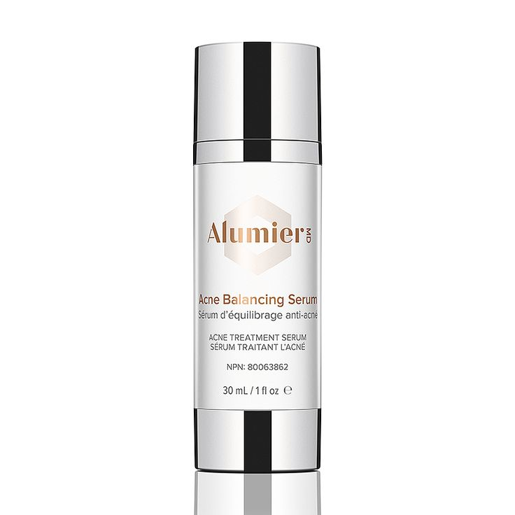 ACNE BALANCING SERUM A highly effective, lightweight serum that penetrates pores to reduce acne, allow skin to heal and prevent new pimples.