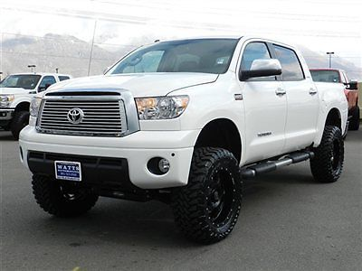 Toyota : Tundra CrewMax LIMITED