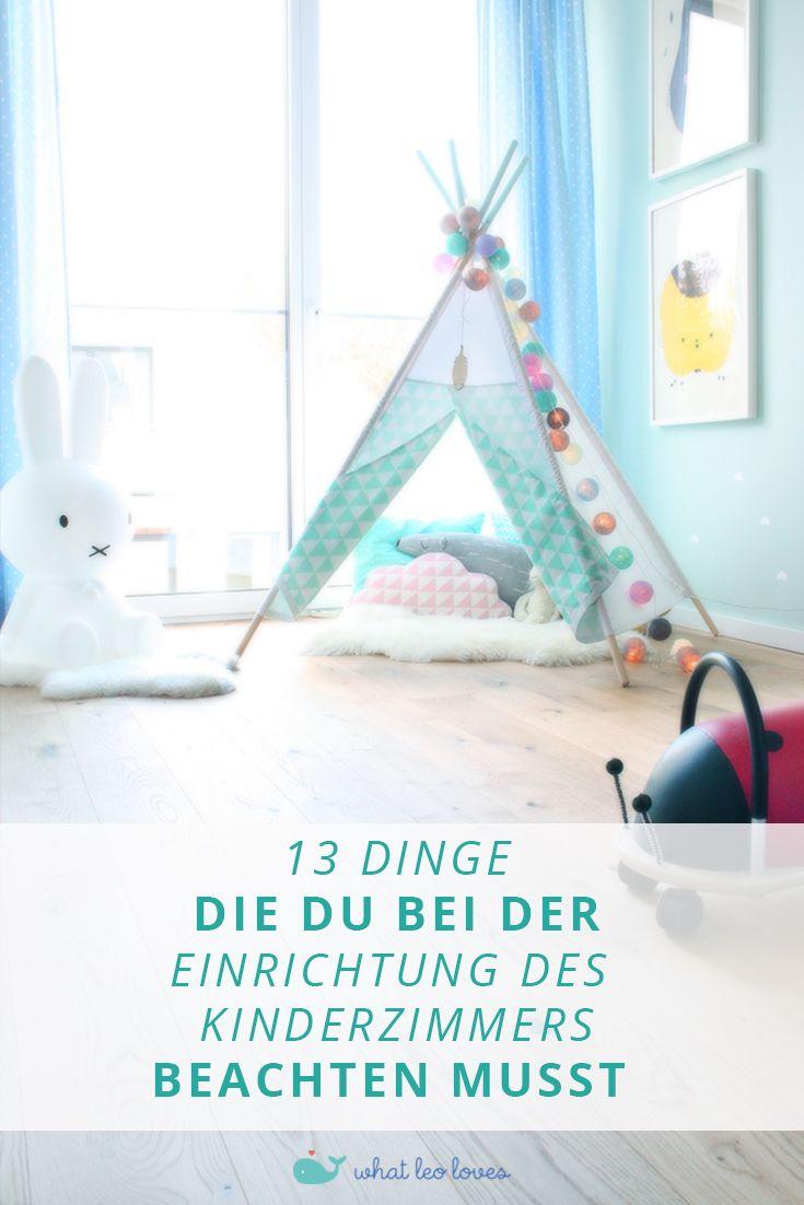 Spectacular Babyzimmer Junge Dinge die du beachten musst