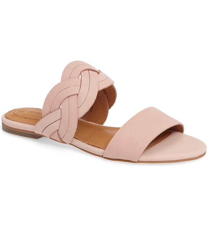 Main Image - Corso Como Sicily Braided Slide Sandal (Women)