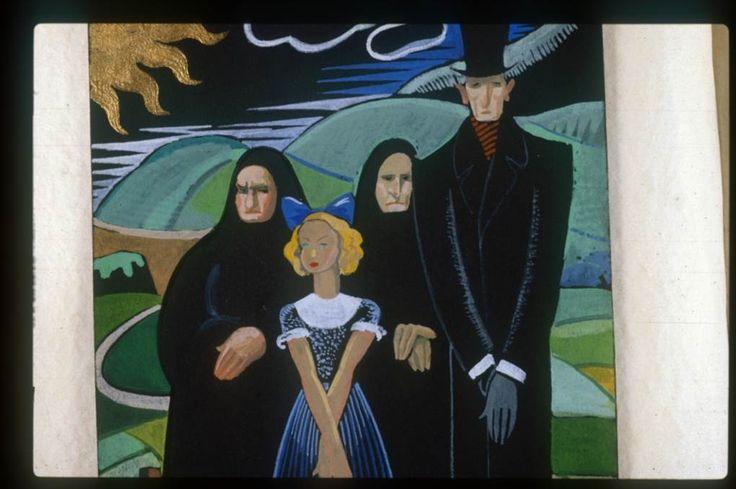Ilustración para el Toi et Moi, de Paul Géraldy, y dedicado a doña Sara Dávila, la esposa de Sergio Trujillo M.