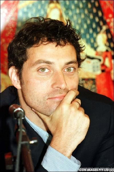RUFUS SEWELL Ridiculously attractive male....