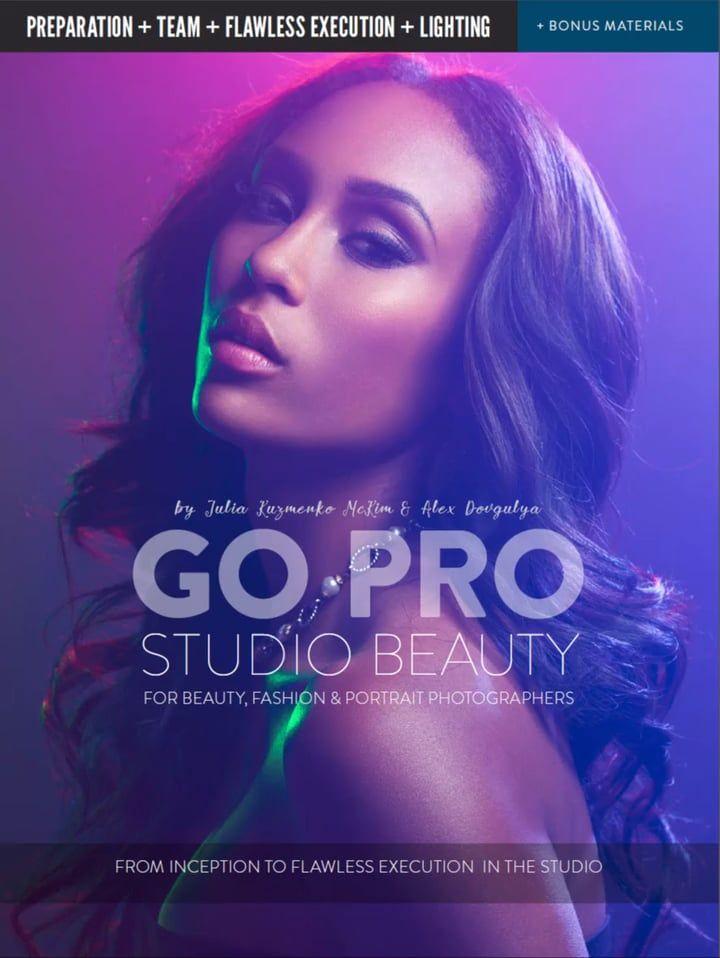 Go Pro: Studio Beauty Digital Book Overview in 15 seconds