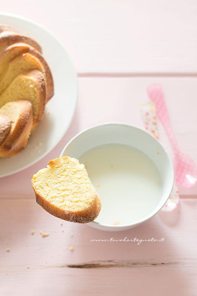 Torta alla Ricotta soffice - Ricotta Cake