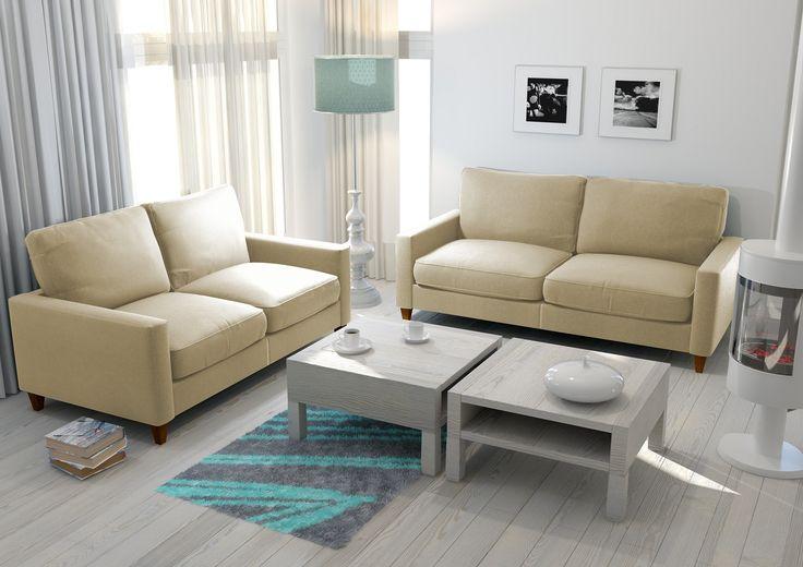 Sweed 1/2/3 személyes kanapé:      Egyszerű formája és kellemes színei nagyszerűen beleolvad a szobába     Akár irodákba is! Hogy miért?: egyrészt egy kanapén ülve kellemesebb, oldottabb hangulatban telnek a megbeszélések és konzultációk.     Kényelmes, kifinomult, lekerekített formákkal     Nappalija kiváló kiegészítője lehet!     Tökéletes vendéglátó helyiségekbe és akár egy váratlan vendég hellyel kínálásához is.