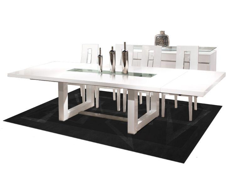 33 best Modern Dining Rooms images on Pinterest   Modern dining ...