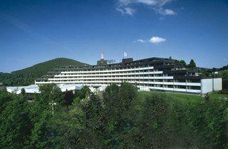 Duitsland, Willingen, hotel Sauerland Stern, 2002