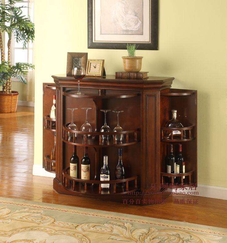 Ikea European Kitchen Cabinets: Decorations & Accessories, : European Style Wine Bar