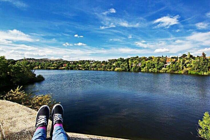 Lago De Molino De La Hoz - 7279303