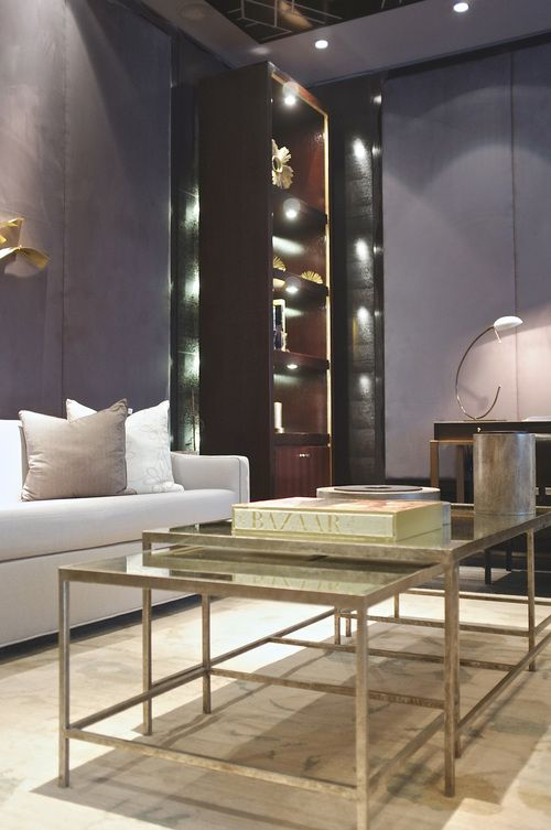 Toronto Penthouse Model Suite Den