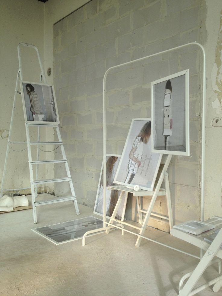 Concept store in Dutch Design Week 2013 – STRIJP Ssource: pinterest