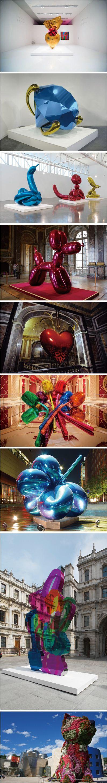 I Like Art / Jeff Koons #art #cool