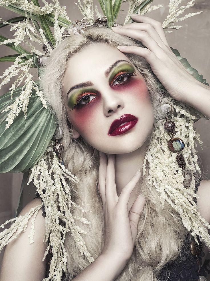 Rebeca Saray - Fotógrafo de Madrid (Madrid). Fotografía de moda, retrato, books, estudio, reportajes, publicidad, música, fantasía, diseño gráfico, retoque, digital art - FASHION - Fashion and Beauty