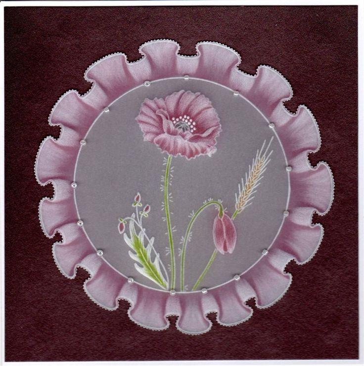 Poppies | docrafts.com