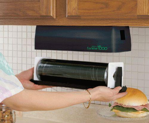 Plastic wrap dispenser--Cool