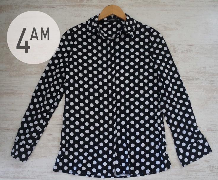 blusa lunares 4AM