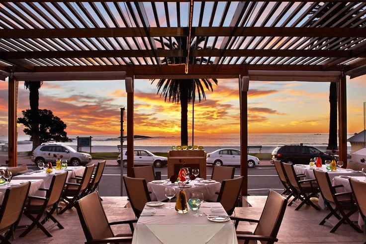Camps Bay Restaurants | The Promonade | The Marly Boutique Hotel