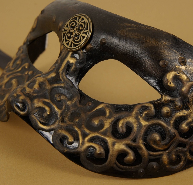male masquerade mask ok instantly inspired me that Brandon should have a celtic mask