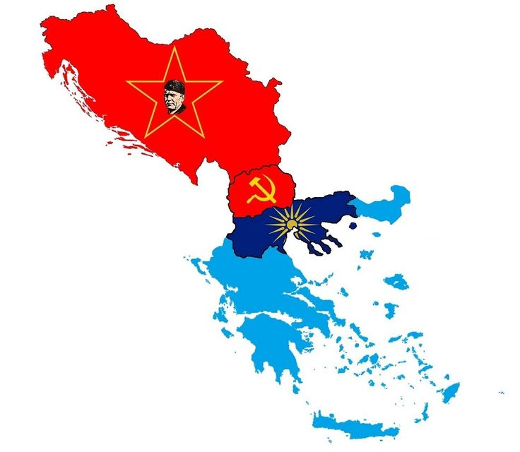 The truth behind what is behind the Former Yugoslav Republic Propaganda #FYROM - ancient #Macedonia was a Greek kingdom on the northern #greek peninsula.  #modern Macedonia is a Greek province on the northern Greek peninsula, #Greece #Macedonianplaces. #tito 's  #communist #expansionist agenda