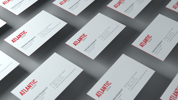 New Logo and Identity for Atlantic Grupa by Señor