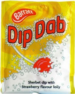 Much as I like flying saucers I think they're trumped by the Dip Dab
