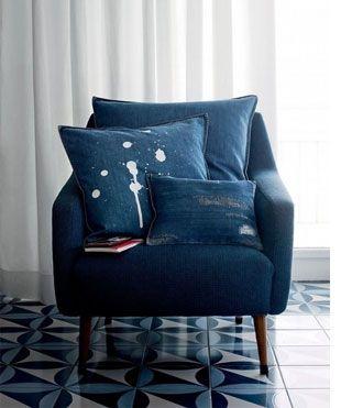 DecoArt Blog - Trends - Home Decor Trend: Denim