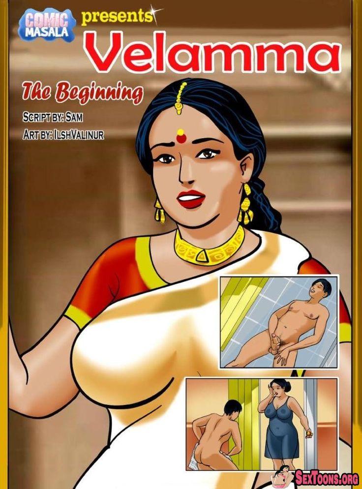 Velamma Lakshmi Free Adult Comics