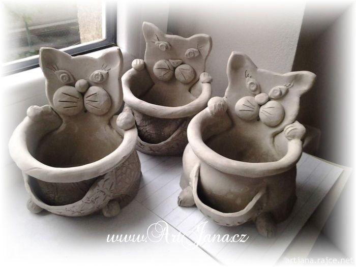 FOTOGALERIE | Příměstské tábory | Art Jana, kurzy keramiky Plzeň, keramický kroužek, příměstský tábor Plzeň