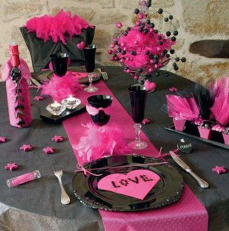 Valentine ROMANTIC DINNER TABLE | Romantic dinner for two... Or more!
