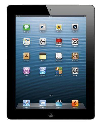 nice Apple iPad 3 MC706LL/A - 32GB / Wi-Fi / 3rd Generation - Black (Certified Refurbished)