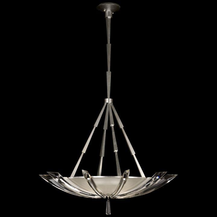 Дизайнерская люстра фабрики Fine Art дополнит и украсит любое пространство в классическом интерьере.