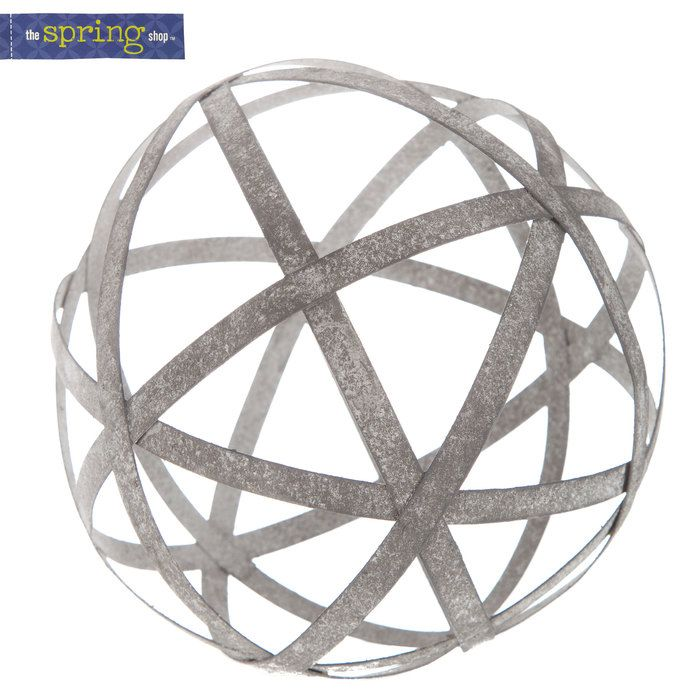 how to make a half sphere metal