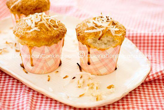 Cocadas Recipe (Flourless Coconut Cupcakes)