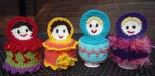 Baboesjka eierwarmer