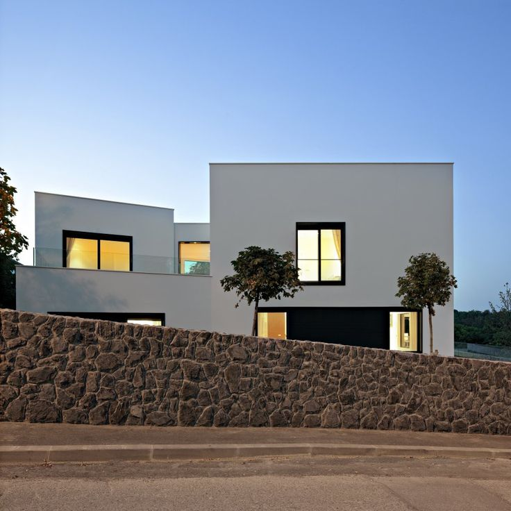 92 best Contemporary village houses images on Pinterest