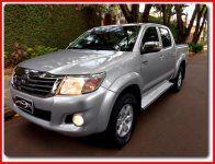 Toyota Hilux 2012 SRV 4X4 CD impecavel!