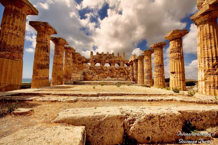 Tempio di Hera. Selinunte