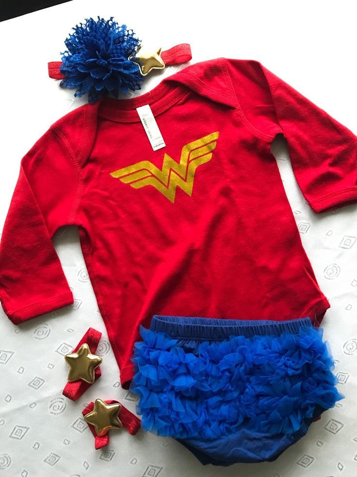 4220a893d Feb 2 How to Plan a Wonder Woman Themed 1st Birthday Party | Baby ...
