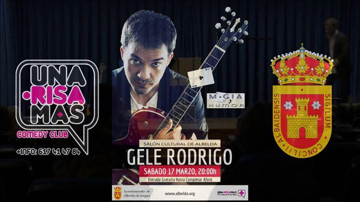 La Magia de Gele Rodrigo en Albelda de Iregua 2018