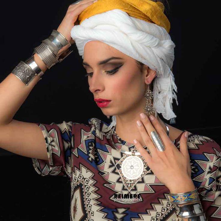 Bijoux ligne ethnique