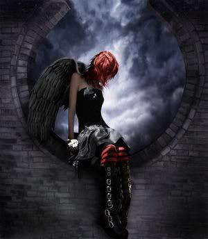 Gothic angel                                                                                                                                                                                 More