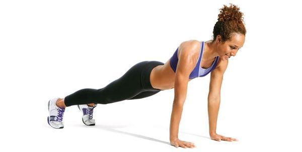 Как правильно делать планку для похудения живота, ног и рук - отзывы, результаты