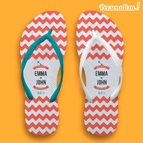 Personalized slippers for Marriage